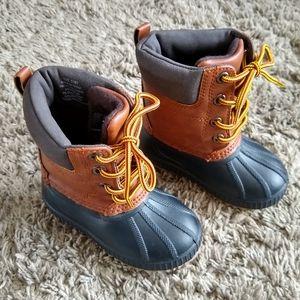 NWOT Gap Duck Boots
